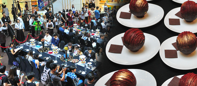 Chocoholic Party @Central World