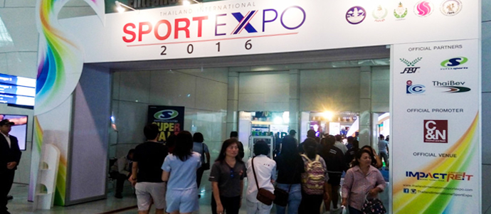 Thailand International Sport Expo 2016 (TISE 2016)