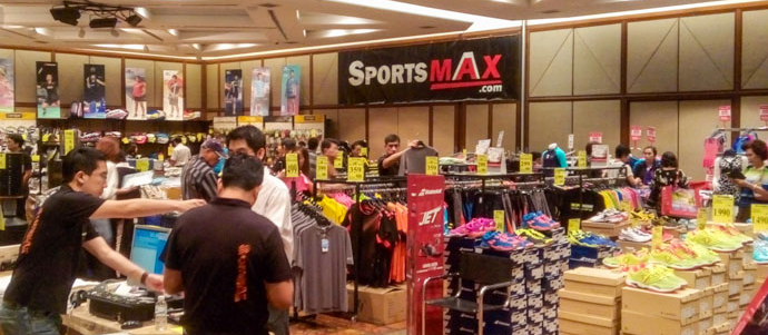 Sports Max Clearance Sale Upto 80%