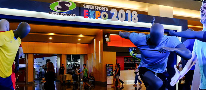 Supersports EXPO 2018