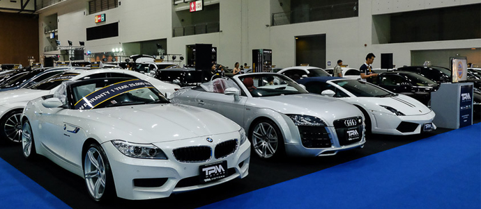 Bangkok Used Car and Imported Car Show 2018