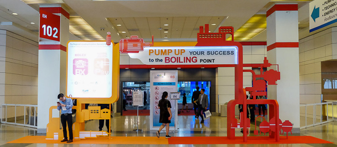 Boilex Asia and Pumps and Valves Asia 2018