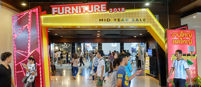 Furniture Mid Year Sale 2018