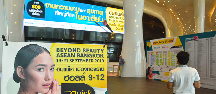 Beyond Beauty Asean Bangkok 2019