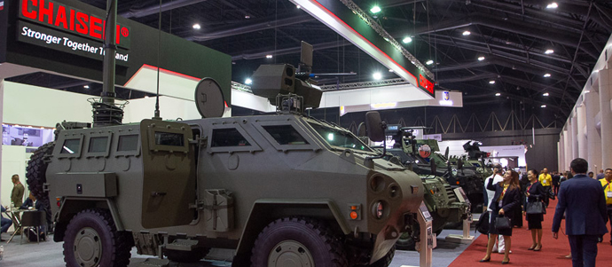 Thailand Defense and Security 2019