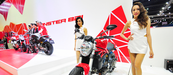 Motor Show 2015 - Motorcycle