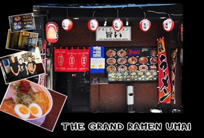 THE GRAND RAMEN UMAI  @ Sukhumvit 26