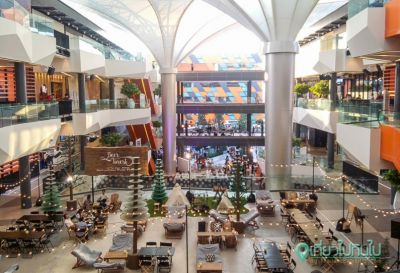 THE BRIGHT CITY LIFESTYLE MALL พระราม 2