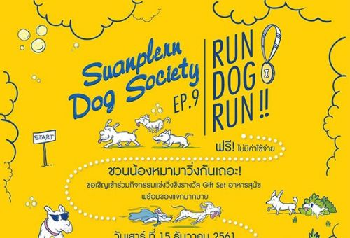 Suanplern Dog Society EP.9 RUN DOG RUN