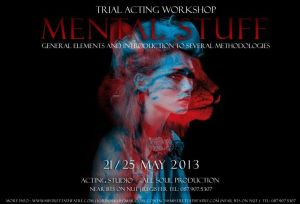 Mental Stuff Free Acting Workshop